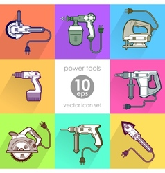 Power tool set vector