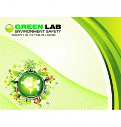 environment background vector image