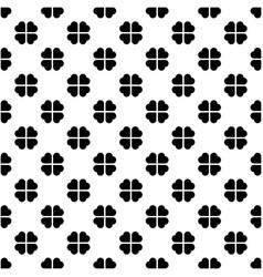 abstract seamless pattern mosaic of green vector image vector image