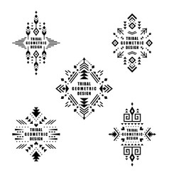 Aztec elements vector