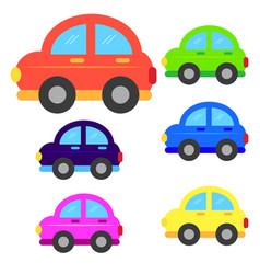 car cartoon or clipart cartoon vector image