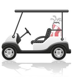 golf 14 vector image vector image