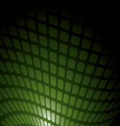green mesh vector image vector image