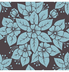 Elegant Flower Pattern vector image