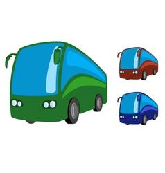 Tourist bus vector