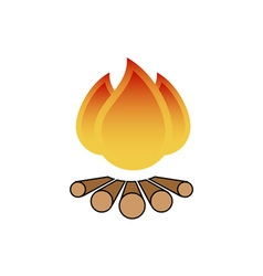 Fire-Sign-380x400 vector image