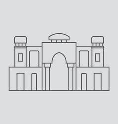 Baghdad vector