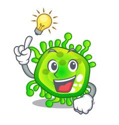 Have an idea virus cells bacteria microbe isolated vector