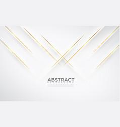 White luxury background design vector