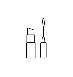 cosmetics icon vector image