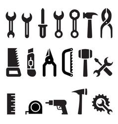tools icon vector image