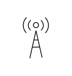 difusion icon vector image