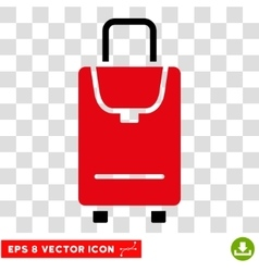 Carryon Eps Icon vector image