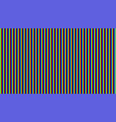 Rgb spectrum pattern from red green and blue vector