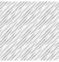 seamless pattern white paper elements with drop vector image