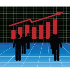 stockmarket vector image