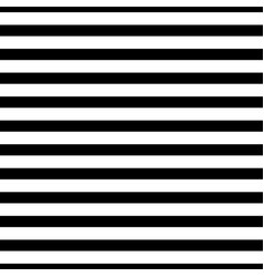 Horizontal stripes seamless pattern vector