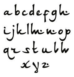 Oriental font vector