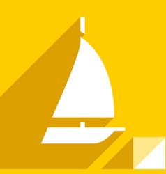 transport in water vector image