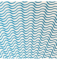 Wave Radial Pattern vector image