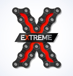 Extreme vector image