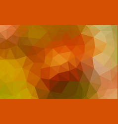 multicolor low poly background abstract crystal vector image