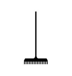Rake icon vector