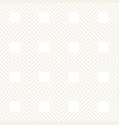 seamless subtle lattice pattern modern stylish vector image