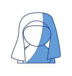 Jew woman shayla vector