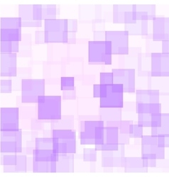Abstract Purple Squares Background vector
