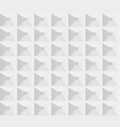 gray geometric texture - seamless vector image vector image