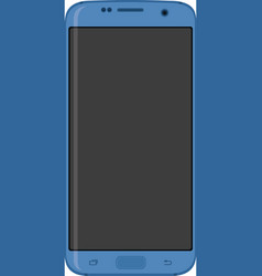 A cell phone vector