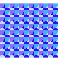 Purple blue pattern vector image