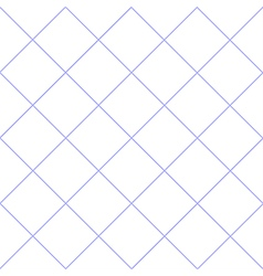 Purple Grid White Diamond Background vector image vector image