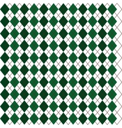 Green pattern background icon vector