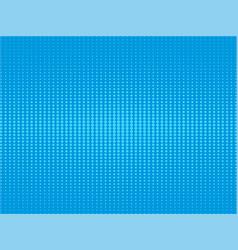 retro comic blue background raster gradient vector image
