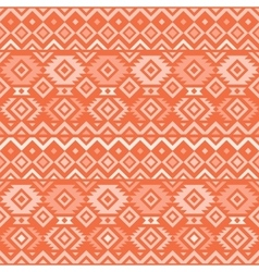 monochrome tribal ornament vector image vector image