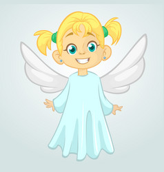 81angel vector image