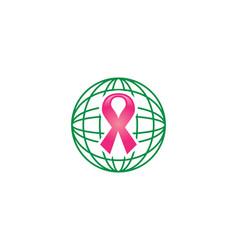 Cancer logo vector