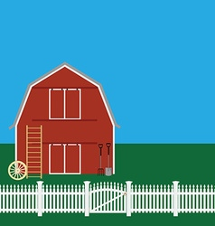 Countryside vector