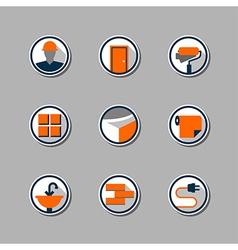 Repair icons vector