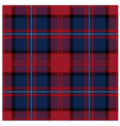 Traditional tartan plaid pattern design vector
