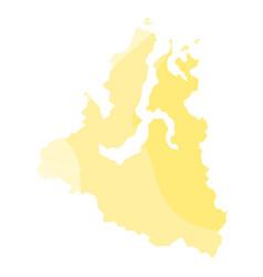 yamalo-nenets autonomous okrug vector image
