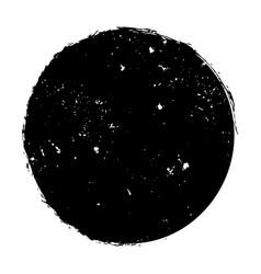 Grunge circle stamp vector