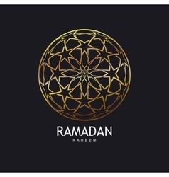 Islamic Ethnic Pattern vector image