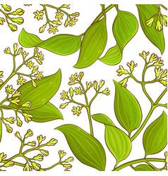 Cinnamon pattern vector