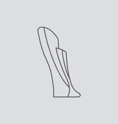 Abu Dhabi vector image vector image