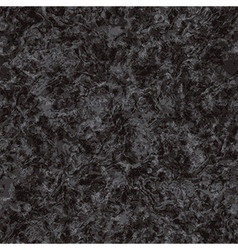 Abstract black marble seamless texture background vector