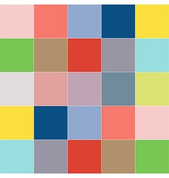 Palette Colors 2016 Background vector image