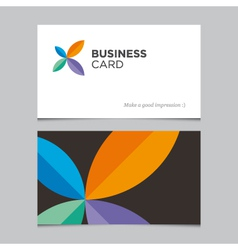 Business card 05 vector